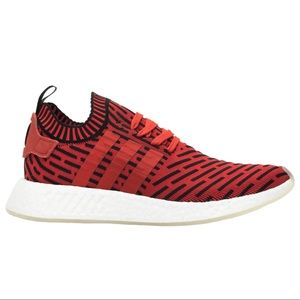 ADIDAS NMD R2 PK 'Core Red' Sz. 8